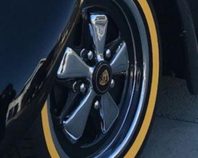 """Beautiful 16"""" Porsche alloys"""