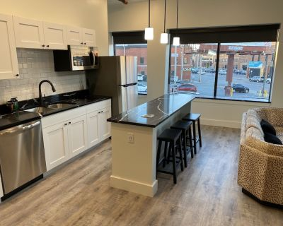 Private 2 Story City Loft Style - Westside North