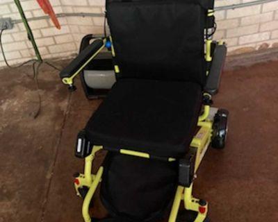 super light wheel chair