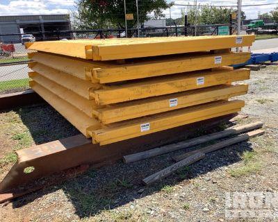 Cerda 8 ft x 16 ft Slide Rail Shoring Panel