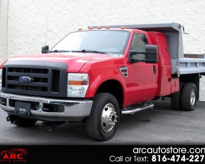 Used 2008 Ford F-350 SD XL, Dump Bed