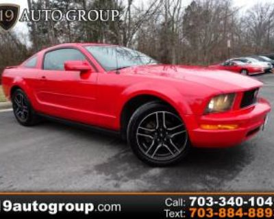 2008 Ford Mustang Premium Coupe