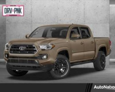 2018 Toyota Tacoma TRD Off Road Double Cab 6.1' Bed V6 4WD Automatic