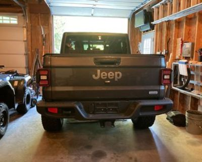 Virginia - WTB - Plastic rear bumper OEM
