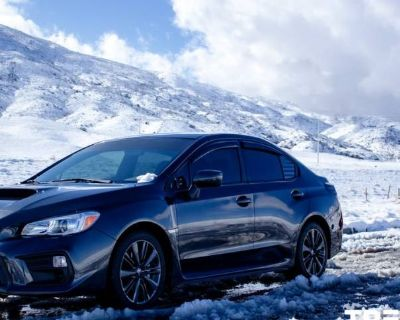 2019 Subaru WRX Base
