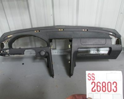 96 97 Mercedes Benz C280 Front Dash Instrument Panel Dashboard Assembly Grey