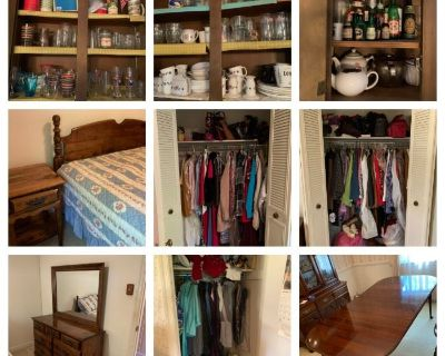 TRAVELING FASHIONISTA COLONIAL HEIGHTS ONLINE ESTATE AUCTION