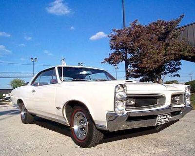 1966 Pontiac GTO Sorry Just Sold!!!