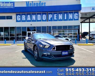 Used 2017 Ford Mustang GT Fastback