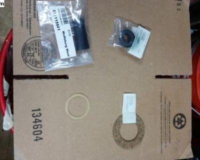 oil tube/breather seals/gasket set