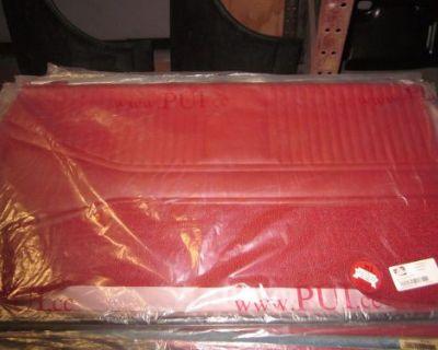 64 Impala Ss Red Door Panels
