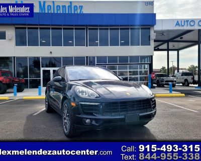 Used 2015 Porsche Macan AWD 4dr S
