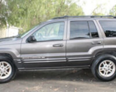 Jeep Grand Cherokee 1999 4X4 V8 Tow Package