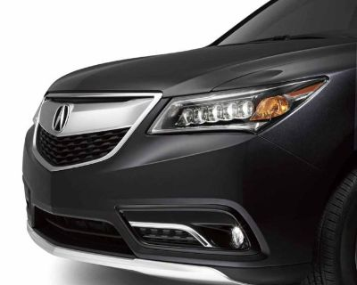 2014 Acura Mdx Led Fog Light Kit Oem Acura !!! New!!!!