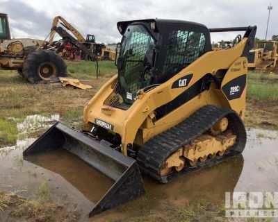 2012 Cat 289C2 Two Speed Compact Track Loader