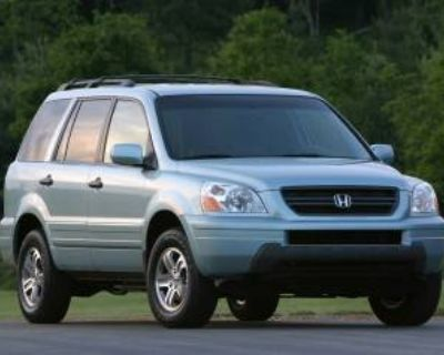 2003 Honda Pilot EX with Leather 4WD