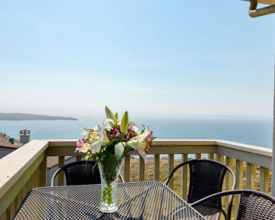BRAND NEW VACATION RENTAL!!! Spacious, comfy and VIEWS for Days!!! - Dillon Beach