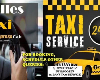 24/7 Taxi Service