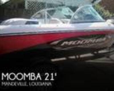21 foot Moomba 21