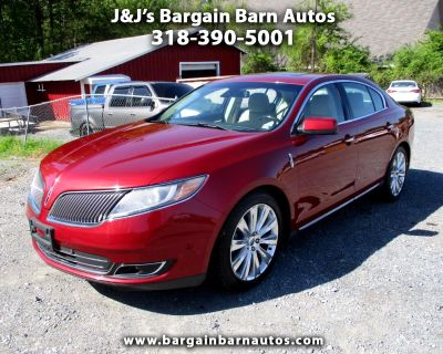 Used 2014 Lincoln MKS EcoBoost AWD