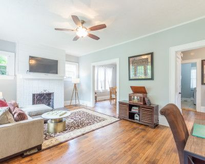 1930s Bungalow by Airport for Baby Showers & Intimate Events, Atlanta, GA