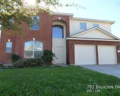 702 Bighorn Dr, Harker Heights, TX 76548 4 Bedroom House