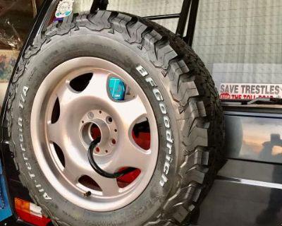 VWRACK.COM Gary Lee Rear Hatch Ladder / Rack