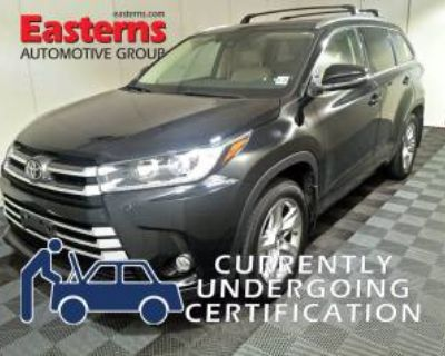 2017 Toyota Highlander Limited V6 AWD