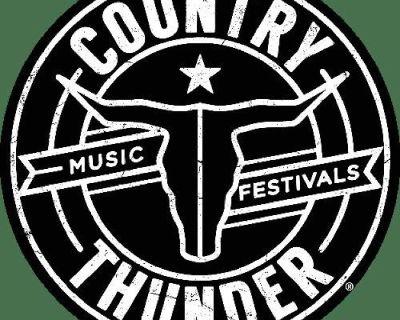 Country Thunder VIP 4 Day Passes