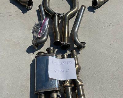 MagnaFlow X-Mod 15-21 GT