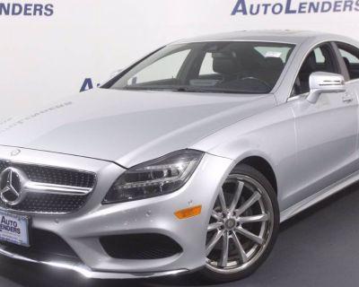 2015 Mercedes-Benz CLS CLS 400