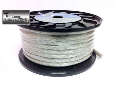Bullz Audio Bpp4.80p Platinum 4 Gauge 80' Feet Car Audio Power Wire Cable