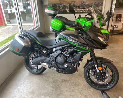 2019 Kawasaki Versys 650 LT Touring Jamestown, NY