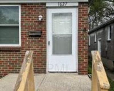 1627 N Gladstone Ave, Indianapolis, IN 46218 1 Bedroom Condo
