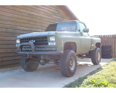 1980 Chevrolet C/K 2500