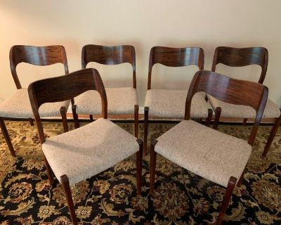 Bellevue Wilburton MCM Furniture and More Online Auction