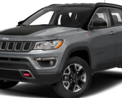 2020 Jeep Compass Trailhawk
