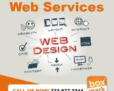 Chicago web design  | Boxmark