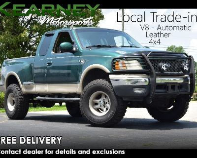 2000 Ford F-150 Lariat SuperCab Flareside 4WD