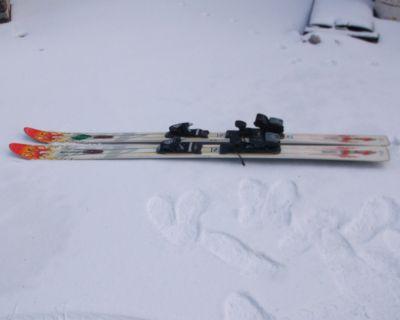 Dynastar 4X4 Powertrack Skis
