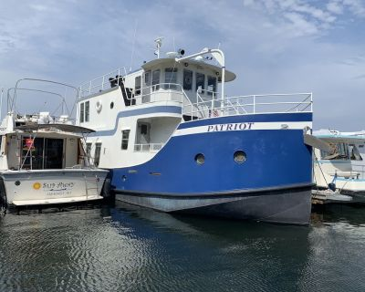 M/V Patriot: Absolutely Amazing Boat Rental Downtown on the Waterfront! - North End