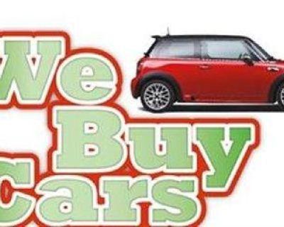 Sell junk old cars /COMPRAMOS CARRROS