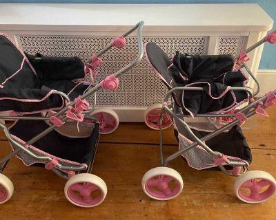 Hauk Doll Strollers