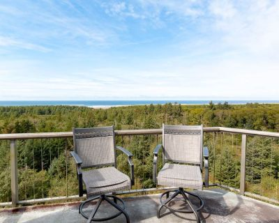 180 view, steps to beach & Discovery Trail, BBQ (Lost) - Seaview