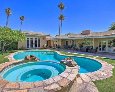 New! Home w/ Casita: Patio, Pool + Mountain Views - Deepwell Estates
