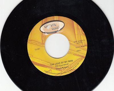 THEOLA KILGORE & GROUP ~ The Love Of My Man*Mint-45 !