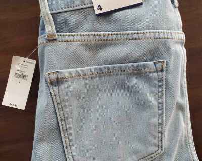 Old Navy Blue Jeans womens size 4