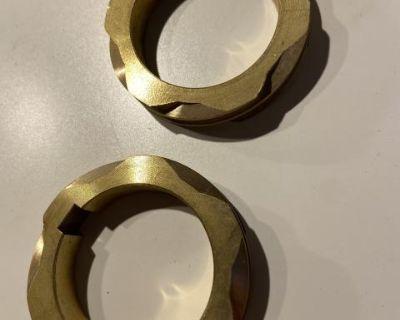 NOS Brass Distributor Drive Gear