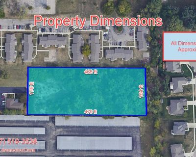2.08 Acres for Sale in Dayton, OH