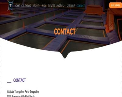 Make Your Event Memorable with Ultimate Trampoline Park